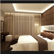 简约型卧室3居室