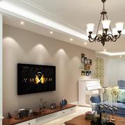 客厅电视墙华丽型