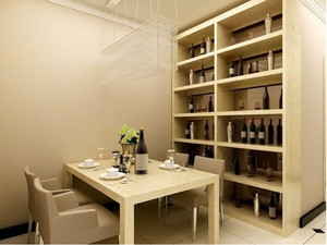 简单款餐厅欧式设计