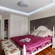 欧式吊顶之卧室
