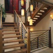 家装楼梯现代款