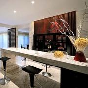中式客厅吊顶现代款