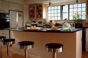 中式风格吊顶客厅吧台装修效果图