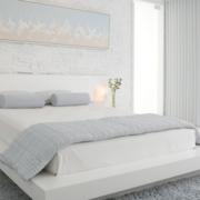 卧室榻榻米白色款