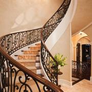 欧式楼梯复古款