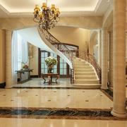 欧式楼梯白色款