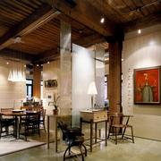 客厅隔断欧式设计