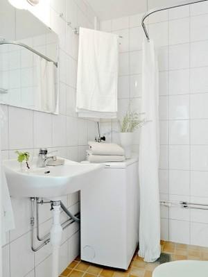 70平小户型卫生间装修效果图