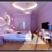 简约型卧室儿童房