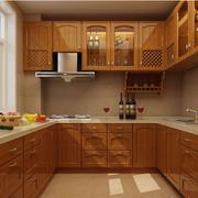 厨房现代大户型