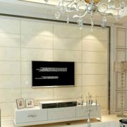 简约客厅电视墙现代欧式款