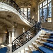 欧式楼梯现代家装