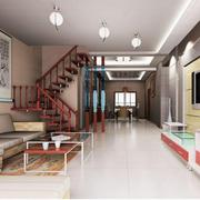 家装楼梯别墅款