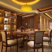 中式餐厅新古典