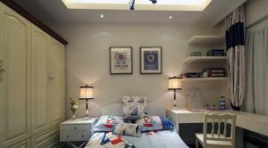 地中海吊顶小卧室