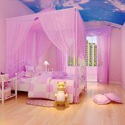 儿童房粉色系