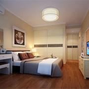 简约两厅室卧室小户型