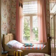 公寓飘窗粉色系
