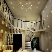 客厅设计楼梯图