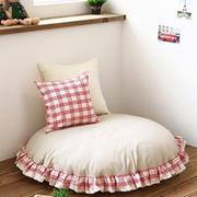 唯美卧室沙发图片