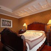 大户型卧室效果图片