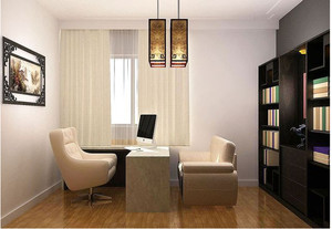 现代简约室内装修效果图