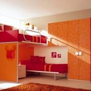 深色调卧室装修图片