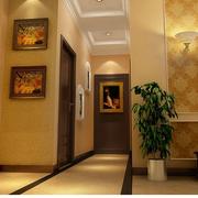 走廊设计色调搭配