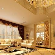 豪华型公寓设计图片