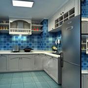 厨房设计整体图