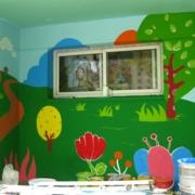 精致型幼儿园墙体