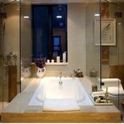 浴室洗脸盆装修图片