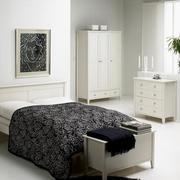 时尚风格卧室装修图片