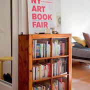 公寓书柜装修设计
