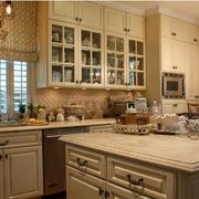 时尚风格厨房效果图片