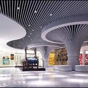 豪华型展厅效果图片