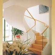 宜家风格楼梯效果图片