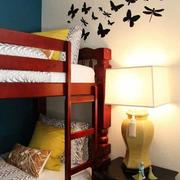 暖色调卧室装修大全