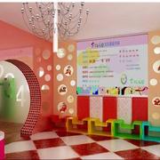 唯美系列幼儿园效果图