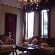 别墅客厅吊顶图片