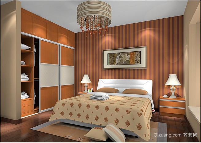 单身小卧室装修效果图