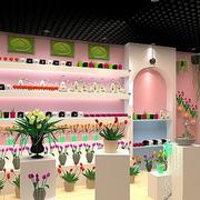 唯美系列花店设计图片