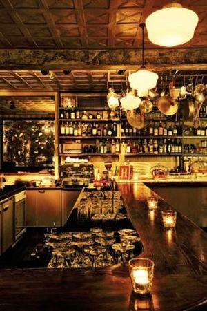 120平米欧式复古酒吧装修效果图