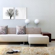 唯美的客厅整体设计