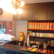 奶茶店设计造型图