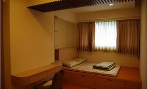 日式儿童卧室装修效果图