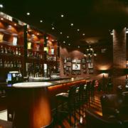 酒吧吧台效果图片
