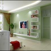 宜家风格电视背景墙
