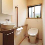 卫生间飘窗效果图