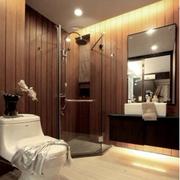 浴室地板装修图片